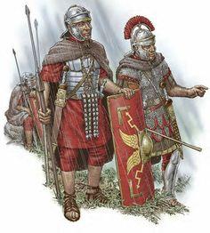 Legionaries of Rome