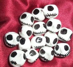Jack skellington...pretty sure I have to have at least one of these for my liz!