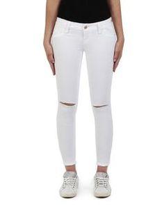 Women's Jeans in Australia   Scarlett White   LTB
