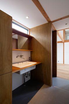 1.5階建ての家 | 注文住宅なら建築設計事務所 フリーダムアーキテクツデザイン