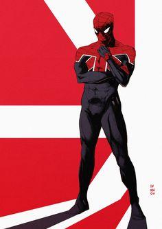 UK Spider-Man - Dima Ivanov