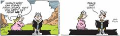 Hagar the Horrible  (Jan/11/2014)