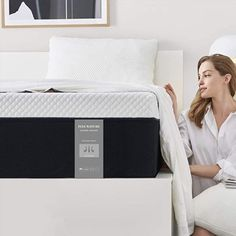{HEALTH & HYPOALLERGENIC MATTRESS}: The foam has been certified by CertiPUR-US and Oeko-Tex Standard 100 without harmful substances like formaldehyde, mercury, and other heavy metals. Full Size Mattress, Pillow Top Mattress, Best Mattress, Foam Mattress, Anthology Bedding, Mattress Dimensions, Living Room Entertainment Center, Box Bed, Business Furniture