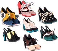 I just love these shoes from the Icelandic fashion brand KronKron