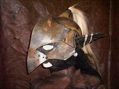 Troll falcon helmet by BloodworxSander