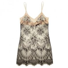 Jenny Packham's beautiful lace slip at Journelle