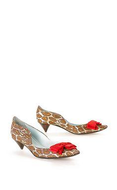 ocelot heels - anthropologie.com