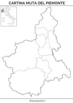 Cartina Piemonte Da Colorare.30 Idee Su Geografia V Geografia Attivita Geografia L Insegnamento Della Geografia