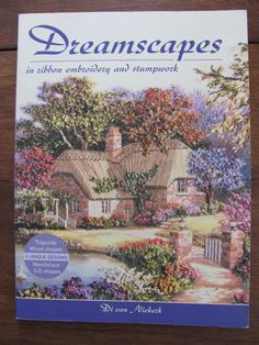 Dreamscapes by Di van Niekerk / a used book from my collection