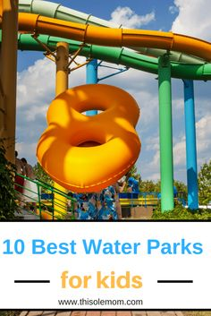 10 Best Water Parks