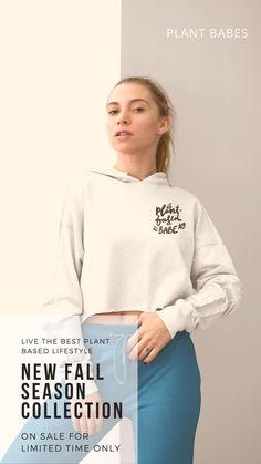 Vegan Hoodie, Vegan Clothing, Vegan Lifestyle, Athletic Fashion, Fashion Outfits, Womens Fashion, Sport Outfits, Cool Style, Fashion Looks
