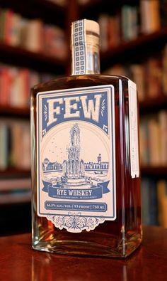 The FEW Rye Whiskey