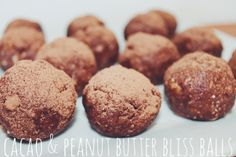 High protein, Low carb Bliss Balls sure to satisfy those sugar cravings! INGREDIENTS - makes approx 16 bite size balls - 1 cup of raw Almonds - 1 cup of raw Cashews - cup of Walnuts - 3 teaspoo. Bliss Balls, Raw Cashews, Sugar Cravings, Bite Size, Healthy Options, Peanut Butter, Sleeve Surgery, Low Carb, Cooking Recipes