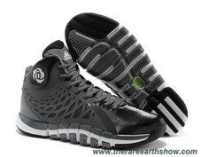 Adidas Derrick Rose 773 II Q33235 Grey White Sale