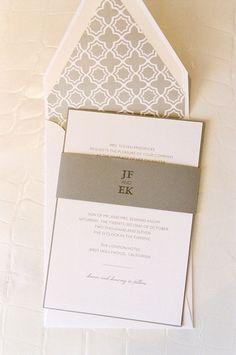 手作り派のプレ花嫁必見♡おしゃれな結婚式の招待状デザイン40選♡の10枚目の画像 | Marry Jocee