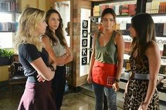 The Liars at the New Brew ♥ #5X19