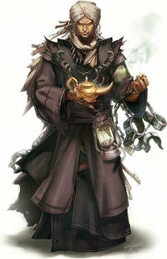 Djinn Master