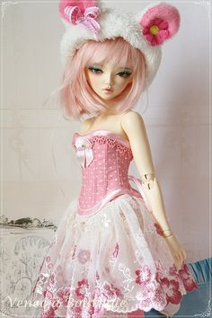 Caitlin - Mninifee Chloe mod by venecja1 on Flickr.