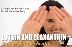 Lutein and Zeaxanthin - Not Just For Eye Health Becoming A Better You, How To Become, Yellow Plants, The Retina, How To Better Yourself, Read More, Natural Health, Eyes, Vegetables