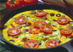 Johnsonville Low Carb Wake-Up Frittata