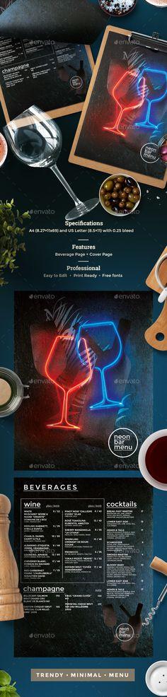 restaurant menu templates,restaurant menu maker Restaurant Menu - cocktail menu template free download