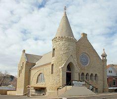 First Baptist Church in Las Animas County, Colorado