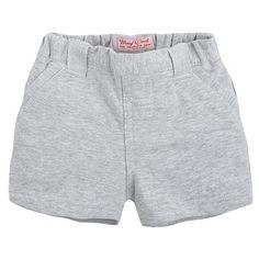 Pantalón corto felpa bebé -Mayoral-