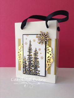 Wonderland Gift Bag for CCREW0915CF