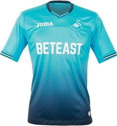 Joma Swansea City 16-17 Home and Away Kits Released - Footy Headlines
