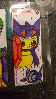 Pikachu déguisé - M-JAI