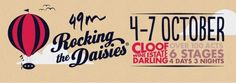Win Tickets To 49M Rocking The Daisies (CT)