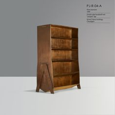 an other filerack from Pierre Jeanneret