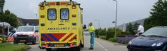 Gewonde bij aanrijding met scooter Hyacintenweg  04-7-2013  Bleiswijk