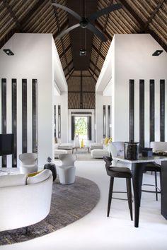 randheli cheval blanc maladives | interior design jean-michel gathy | LVMH | Patricia Parinejad