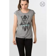 Free your mind MOVE muscle tee