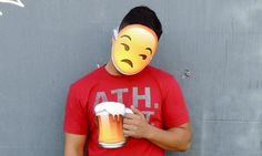 Print Out These Emoji Cutouts for the Easiest Halloween Costume Ever « Halloween Ideas