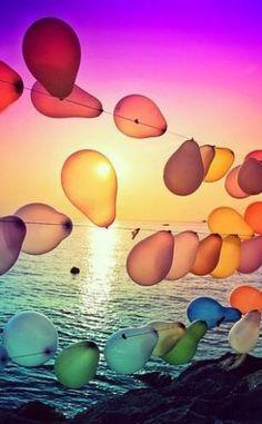 beautiful balloons!