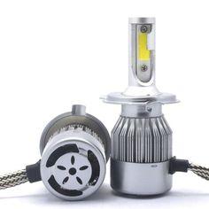 H4 LED Headlight Kit Αν ενδιαφέρεστε για αυτό το προϊόν επικοινωνήστε μαζί μας H4+LED+Headlight+Kit Led Headlights, Kit