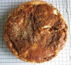 oatmeal cookie coffee cake