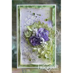 Lavender Classic Rose Cluster