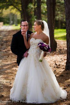 Shannon & Michael - @smithvilleinn  Wedding