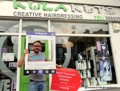 Kula Kuts in Gravesend Image Shows, Hairdresser, Campaign, Retail, Instagram, Sleeve, Barber, Retail Merchandising, Barber Shop