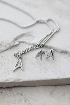 Star Trek Jewelry Set