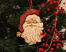 carved santas sale - Google Search