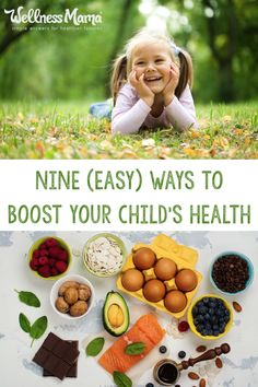 These easy tips can help you boost your child's health with little or no expense! Epsom salts, sunshine and being barefoot...