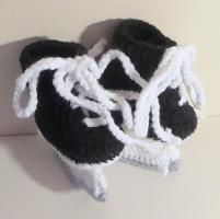 """The location where building and construction meets style, beaded crochet is the act of using beads to decorate crocheted products. """"Crochet"""" is derived fro Baby Boy Hockey, Hockey Nursery, Bead Crochet, Crochet Toys, Crochet Baby, Baby Shower Gifts For Boys, Baby Boy Shower, Crochet Stitches, Crochet Patterns"""