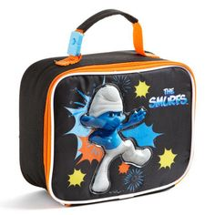 Jake saw this today & wants it!! The Smurfs™ Lunch Kit #SearsMomBTS