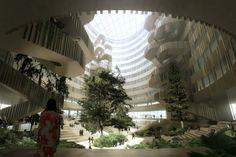 The Tip of Redmolen | COBE, Vilhelm Lauritzen Architects, Tredje Natur