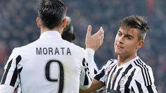 Serie A Juventus, Con Dybala più Morata che Zaza