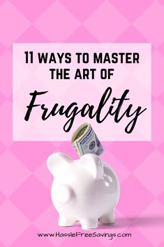 Ways to Master The Art of Frugalness - These are some great ideas about learning how to be frugal. Manage your household on a budget with these frugality tips. Budgeting Finances, Budgeting Tips, Saving Tips, Saving Money, Dave Ramsey Envelope System, Loyalty Rewards, Investment Tips, Home Budget, Financial Success